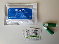 Тест на 5 инфекции: ВИЧ1/2, гепатит В (HBsAg), гепатит В (HBsAb), гепатит С, сифилис - Wondfo