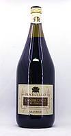 """Вино ігристе """"Praticello Lambrusco dell'emilia Amabile"""" 1,5 l"""