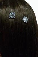 Стильная шпилька для волос