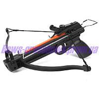Арбалет пистолет МК-50А1 5 стрел Корпус качественный пластик