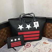 Модная женская сумка Givenchy Дживанши дорогой Китай качественная эко-кожа