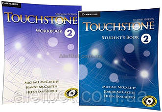 Английский язык / Touchstone / Student's+Workbook. Учебник+Тетрадь (комплект), 2 / Cambridge