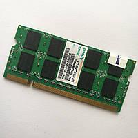 Оперативная память для ноутбука Apacer SODIMM DDR2 2Gb 800MHz 6400 CL6 (75.A73AZ.G040C) Б/У, фото 1