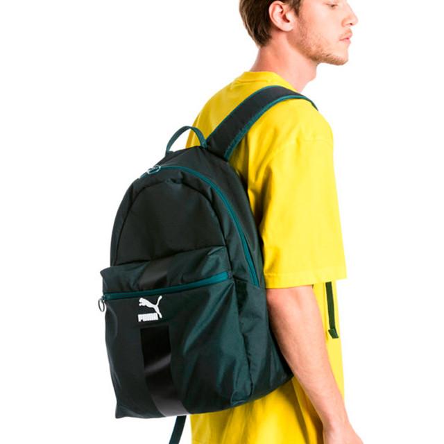 Рюкзак Puma Originals Daypack | темно-зеленый