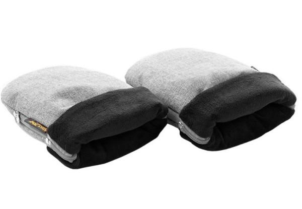 Муфта для рук на коляску Jane Handlbar Mittens S45 Soil  цвет серый (080486/S45)