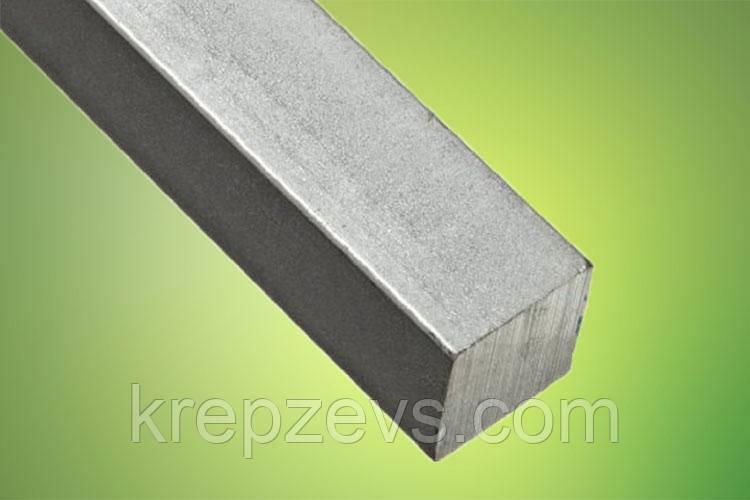 Шпоночная сталь 6х6х1000 DIN 6880 нержавеющая
