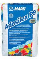 Клей для плитки Adesilex P9/Белый ТМ MAPEI 25кг