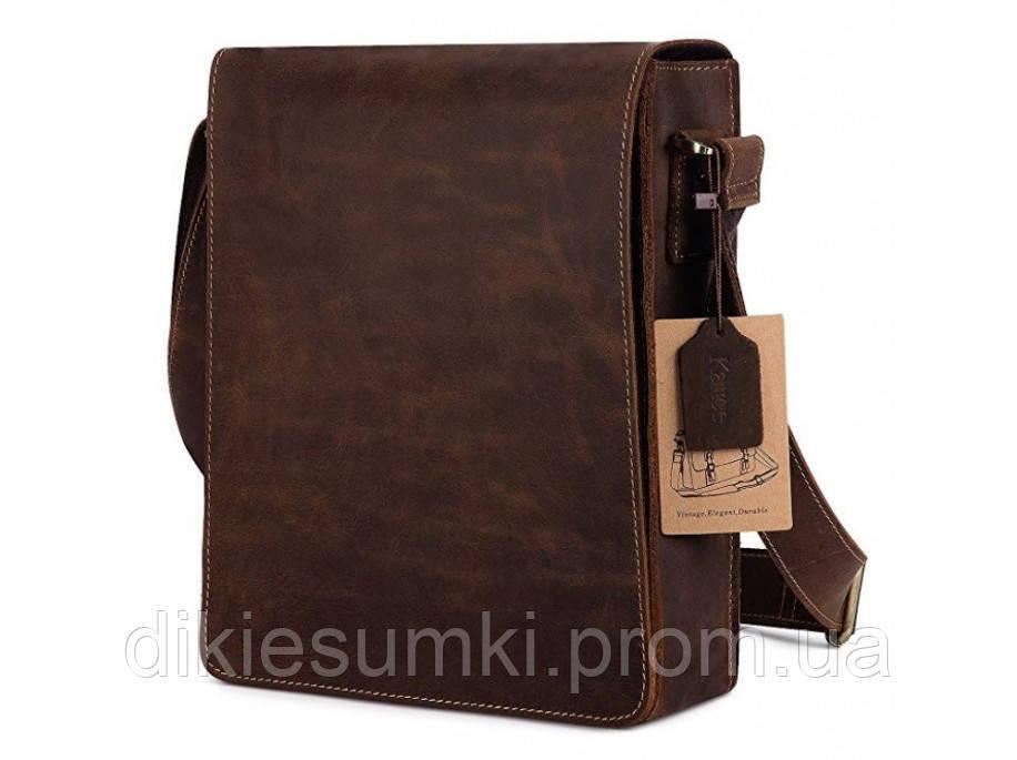 0bb7c858a28b Мужская кожаная сумка на плечо TIDING BAG t0034 в Интернет-магазине ...