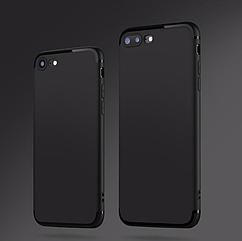 Чехол накладка силикон Matte для iPhone 7 Plus/8 Plus