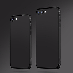Чехол накладка силикон Matte для iPhone 7/8