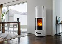 Е929T BCS 7,9 кВт (Регулировка пламени) - Печь на дровах Piazzetta Италия, фото 1