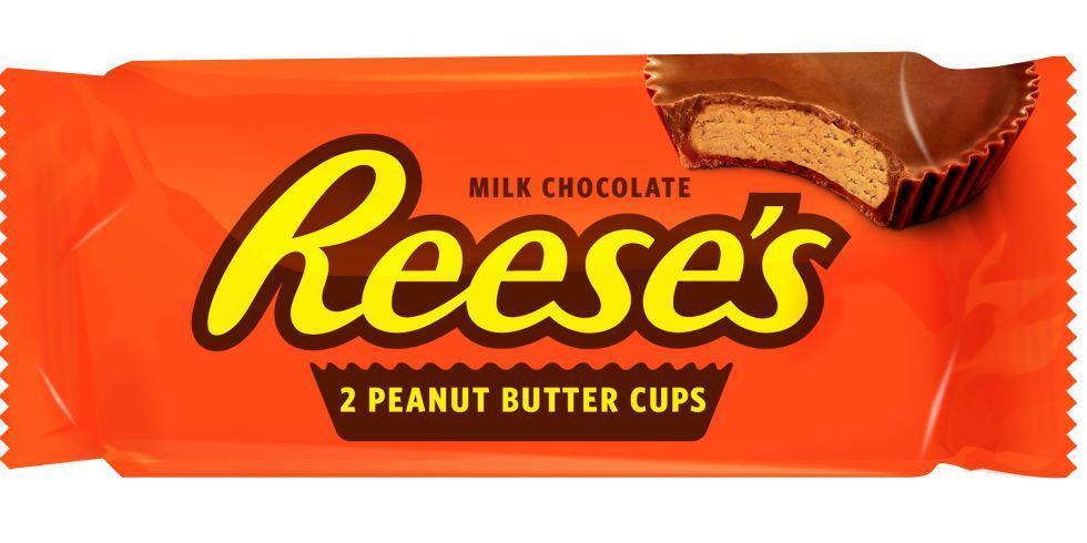 Шоколад Reese's Peanut Butter 2 Cups