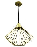 Светильник подвесной в стиле лофт NL 0543 G MSK Electric