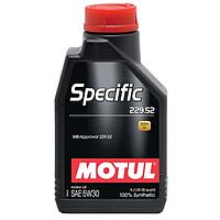 Масло моторное Motul Specific MB 229.52 5W-30 1л