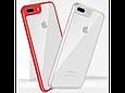 Чохол накладка силікон Transparent для iPhone 6+/6s+, фото 4