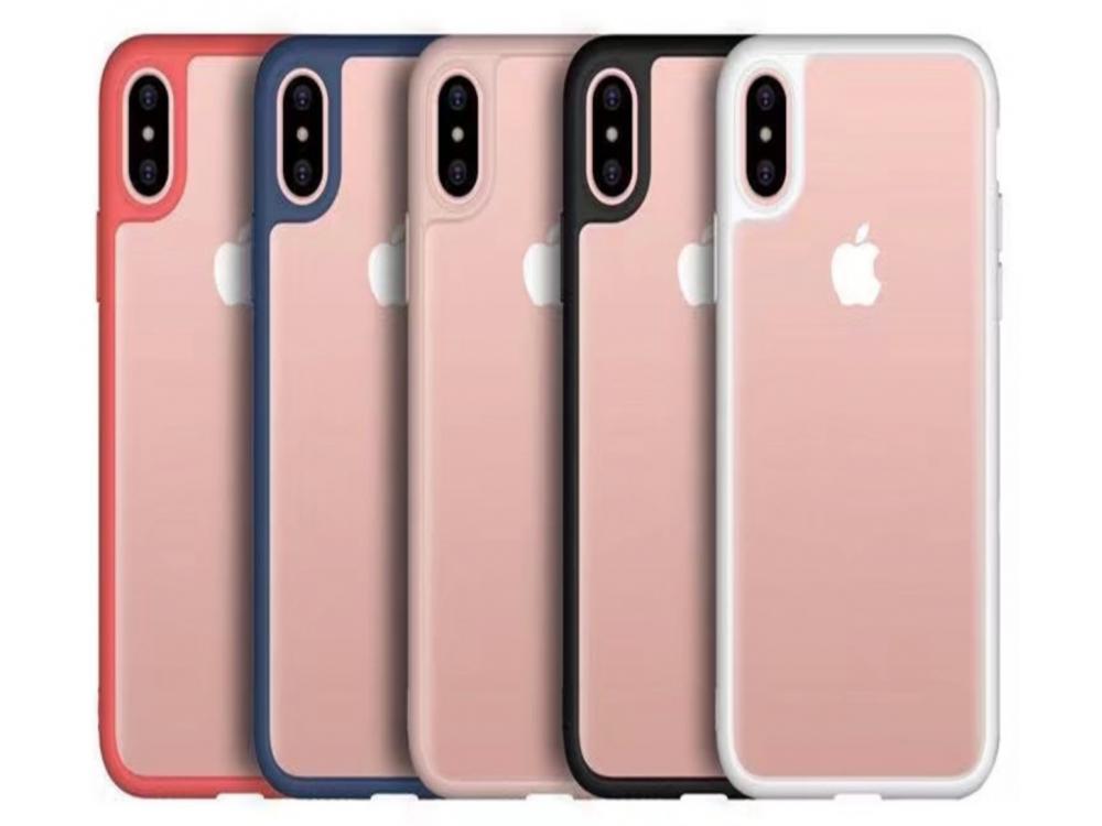Чохол накладка силікон Transparent для iPhone 6+/6s+