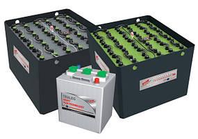Тяговые батареи для погрузчиков