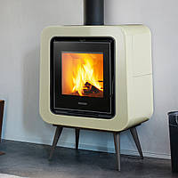 THELMA 9,0 кВт - Печь на дровах Piazzetta Италия, фото 1