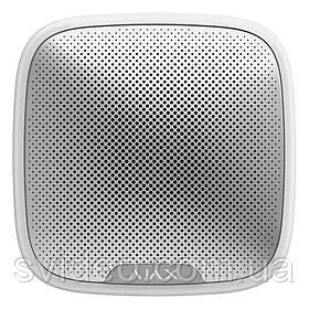 Ajax StreetSiren White (белая) Беспроводная наружная сирена