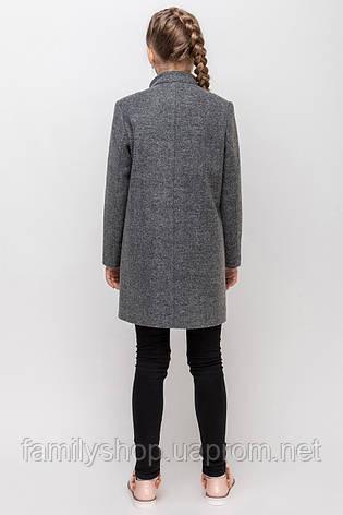 Весеннее кашемировое пальто на девочку, фото 2