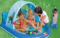 Игровой центр с фонтанчиком Интекс 57127 Актуальная цена!