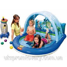 Игровой центр с фонтанчиком Интекс 57127 Актуальная цена!, фото 2