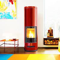 Е929MH BCS 7,9 кВт (Регулировка пламени) - Печь на дровах Piazzetta Италия, фото 1