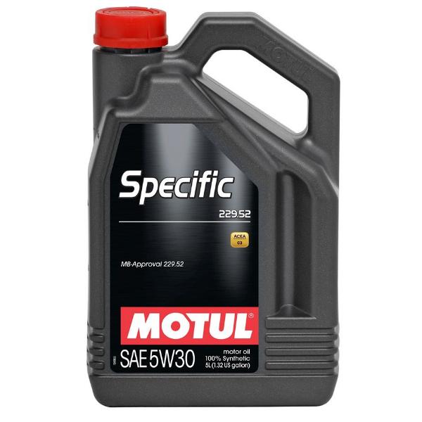 Масло моторное Motul Specific MB 229.52 5W-30 5л