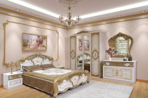 Спальня Кармэн Нова Світ Меблів