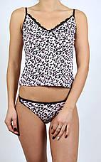 Комплект нижнего белья  тигровый, фото 3