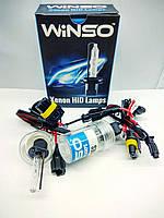Лампа ксенонова Winso H3, 6000K, 85V, 35W, P14.5s KET, 2 шт.