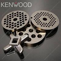 Нож и решетки 3шт для комбайна Kenwood KHH30