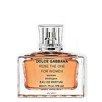 Женские духи Dolce&Gabbana Rose The One 50ml analog