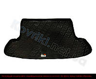 Пластиковый коврик в багажник MG 5 (hatchback)(2012-), Lada Locker