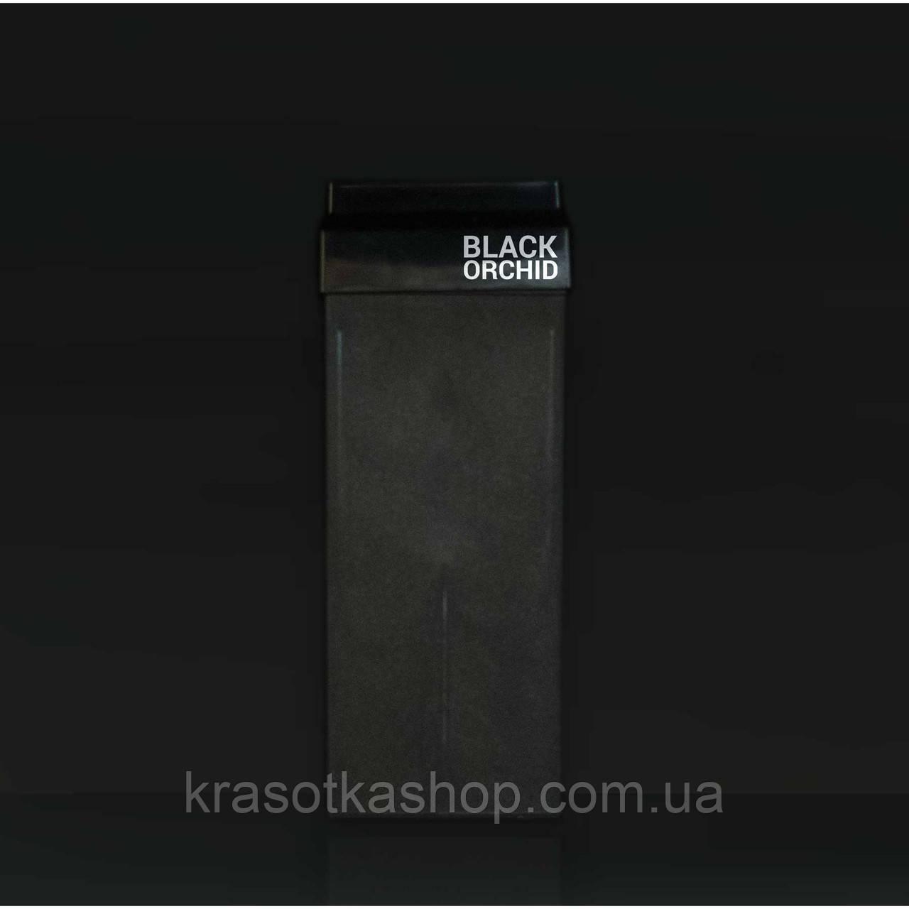 """Воск кассетный """"Черная Орхидея """"  Итиалия 100 мл"""