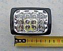 Аккумуляторный светодиодный налобный фонарик (Китай), фото 3