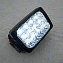 Аккумуляторный светодиодный налобный фонарик (Китай), фото 5
