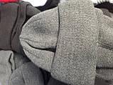 Армійська зимова шапка, для мисливця і рибалки, утеплена - 40с на флісі, виробництво Україна, фото 2
