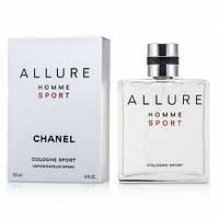 Парфюм мужской Chanel Allure Homme Sport Cologne 100 ml