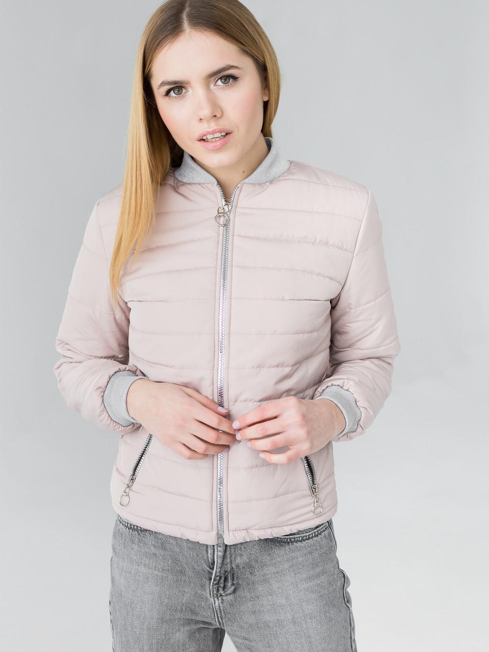 Куртка Мира 0467_5 бежевый