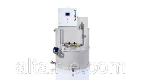 Система дозирования Ultromat® ULDa (двух-ярусная установка)
