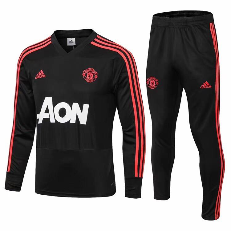 Спортивный костюм Манчестер Юнайтед (клубный костюм Manchester United) Финальная Распродажа