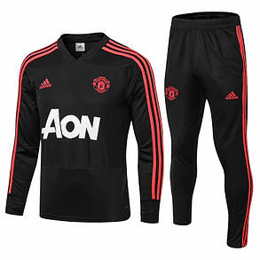 Спортивный костюм Манчестер Юнайтед (клубный костюм Manchester United) Финальная Распродажа, фото 2