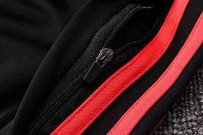 Спортивный костюм Манчестер Юнайтед (клубный костюм Manchester United) Финальная Распродажа, фото 3