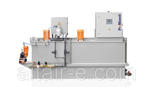 Система дозирования Ultromat® ULFa проточная установка