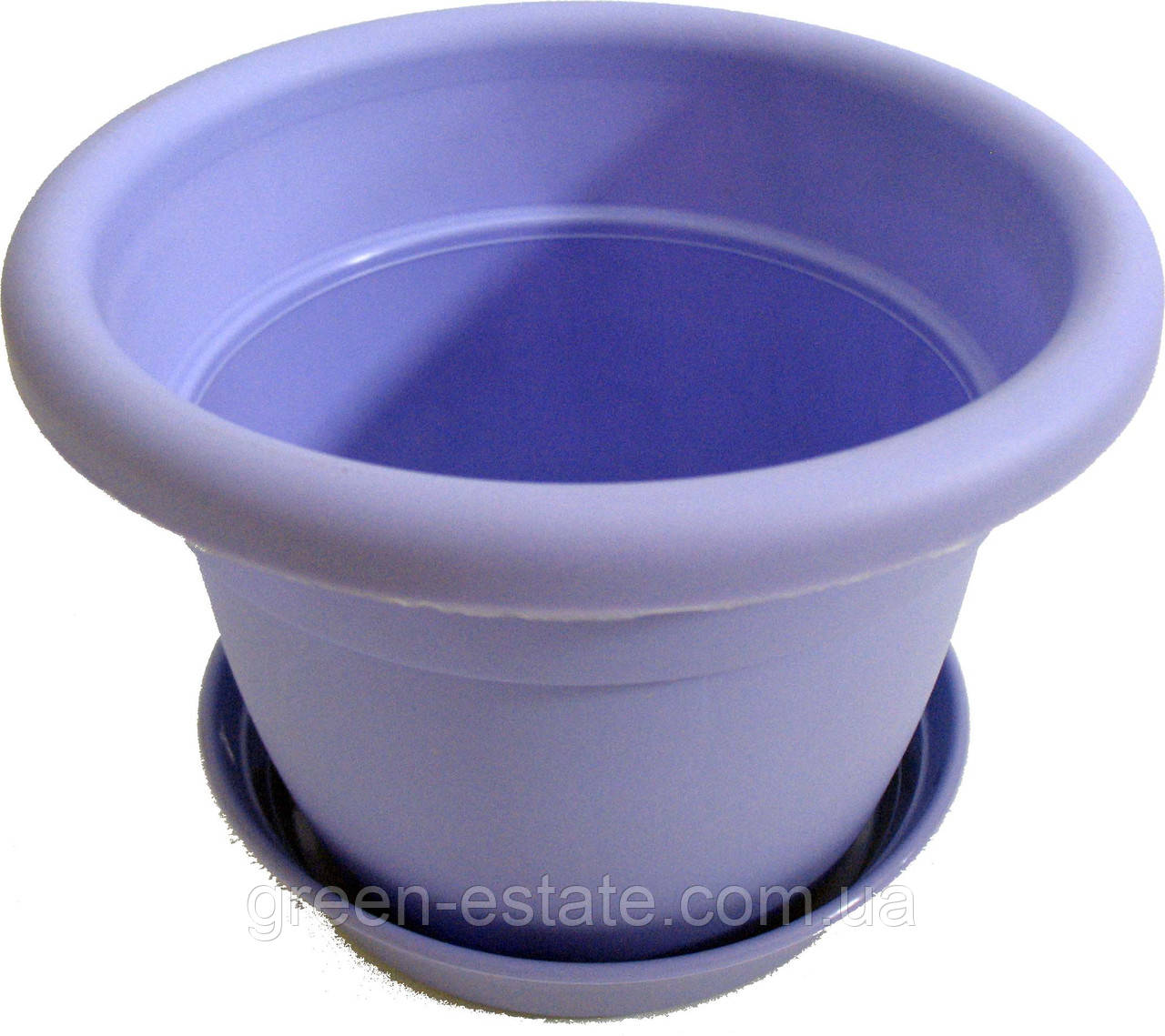 Вазон Антик 18 2,85 л сирень