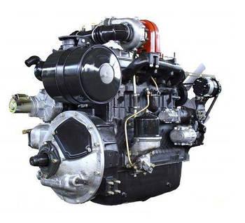 Двигатель ДТ-75