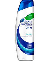 Шампунь Head & shoulders for Men 300 ml .