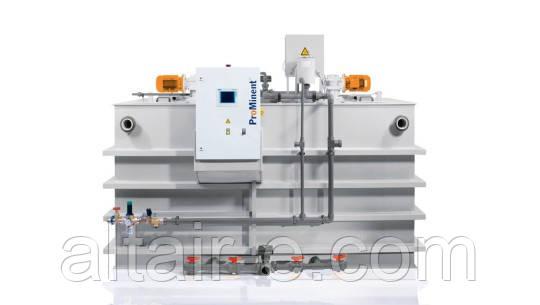 Система дозирования Ultromat® ULPa (двухкамерная система дозирования-маятник)