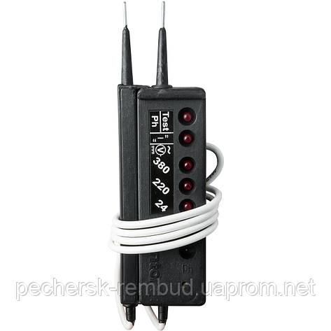 Указатель напряжения Контакт 55ЭМ  (световая + звуковая индикация), фото 2